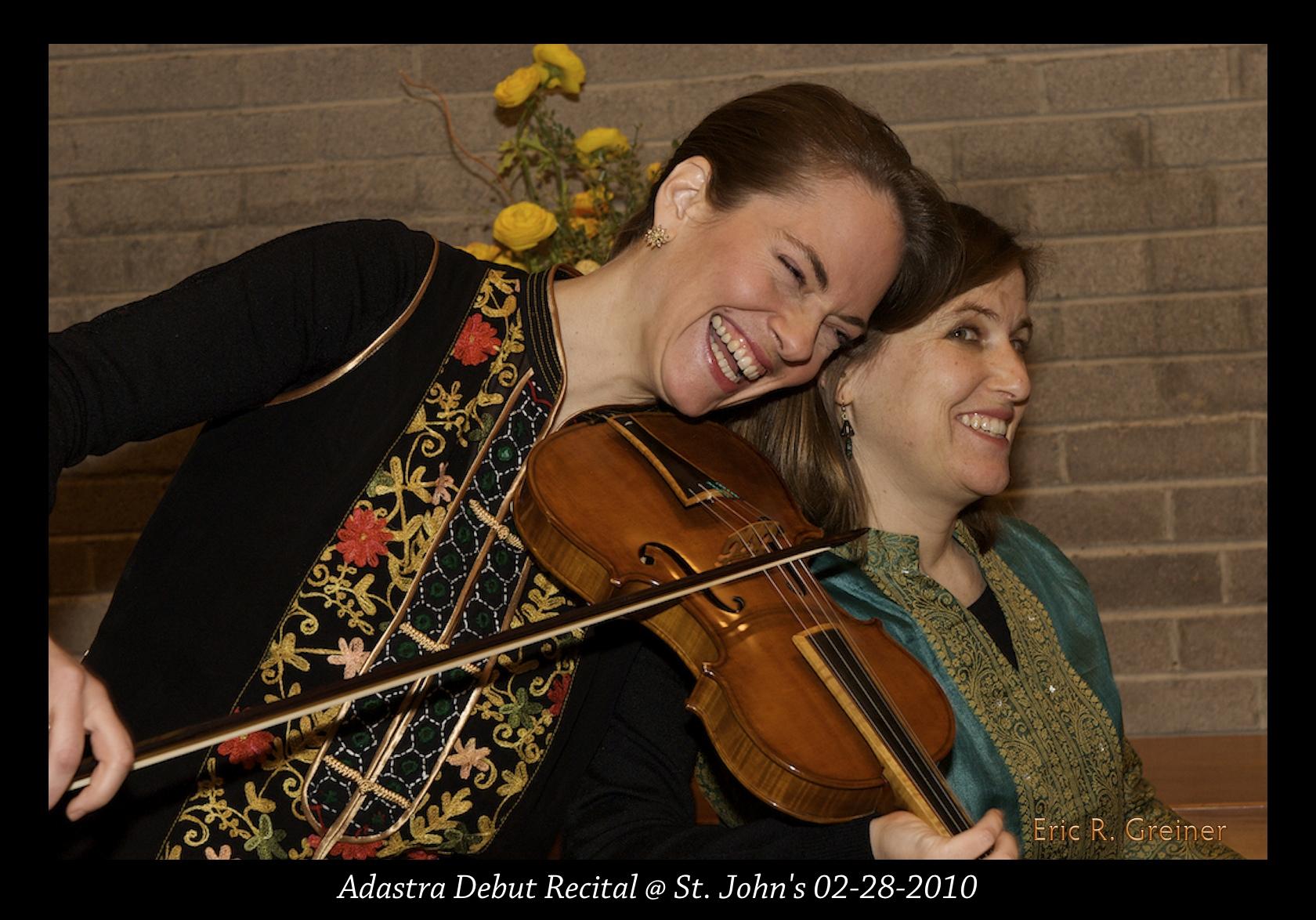 Adastra, a Period Instrument Duo