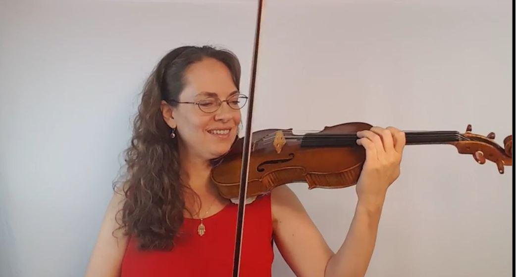 Alexander Technique violin